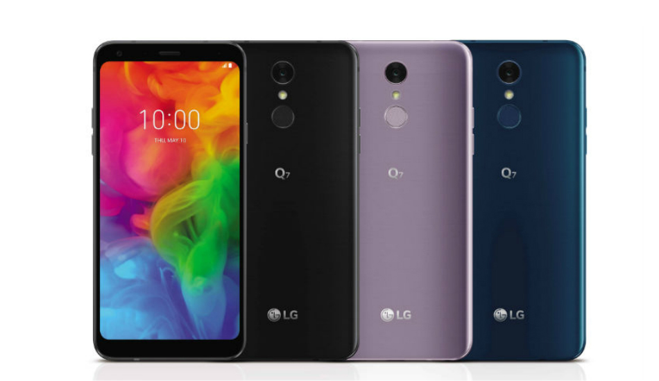 LG Q7, Q7 Plus, Q7 Alpha with 5.5-inch FullVision Display launched