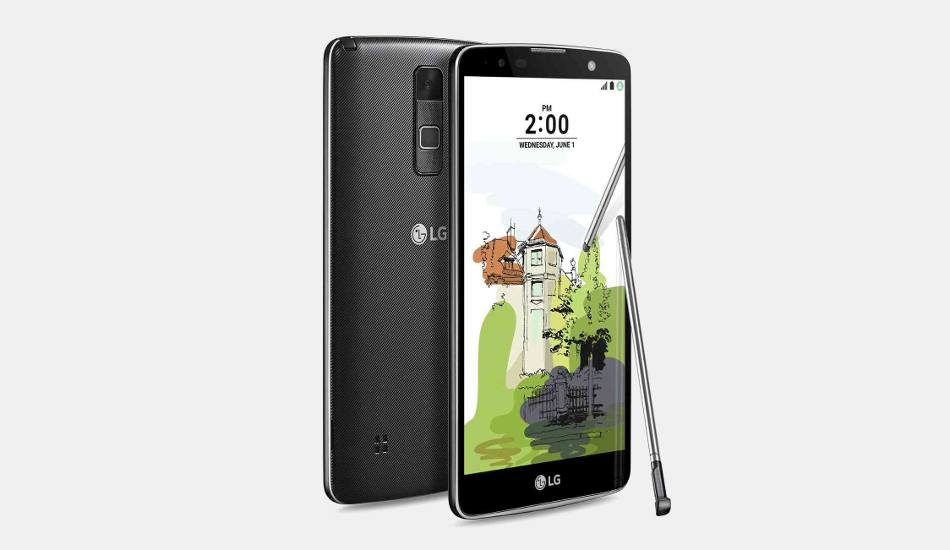 LG Stylus 2 Plus with 16MP camera officially launched in India at Rs 24,450