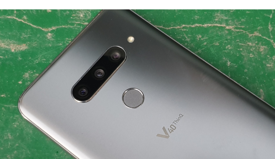 LG V40 ThinQ Review: Flagship with chinks in Armour
