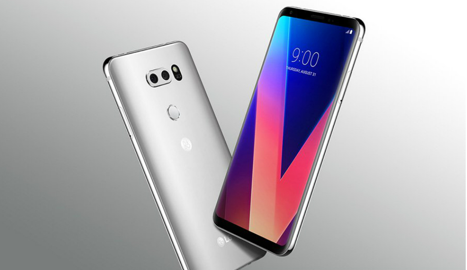 LG V90 gets trademarked in Mexico