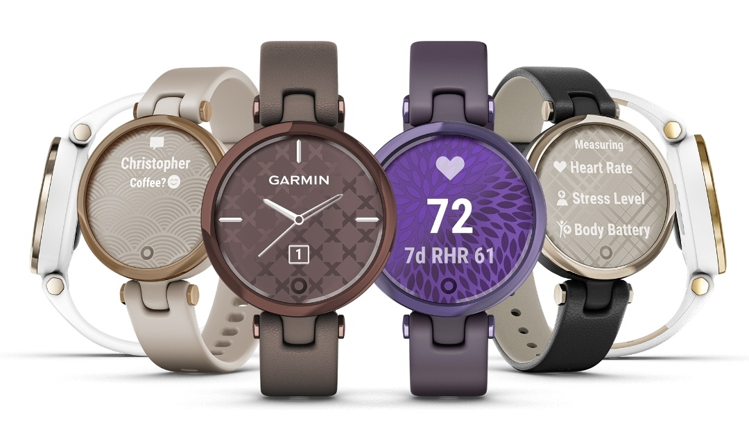 Garmin launches 'Lily', a smartwatch made by women and for women