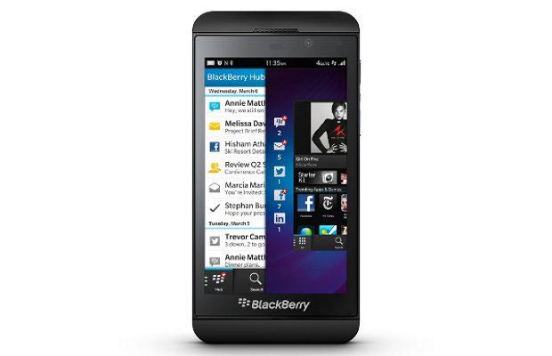 BlackBerry 10.1 OS leaked for Z10 smartphone