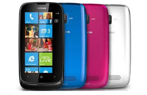 Best deals on Nokia Lumia 610
