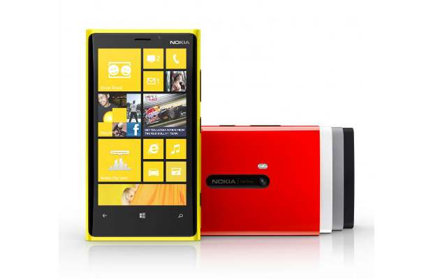 Nokia Lumia 920 won't support 4G in India