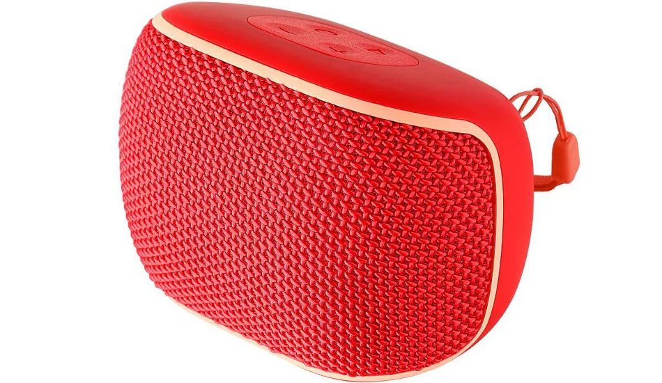 Lumiford GoMusic BT12 Bluetooth Speaker launched for Rs 2199