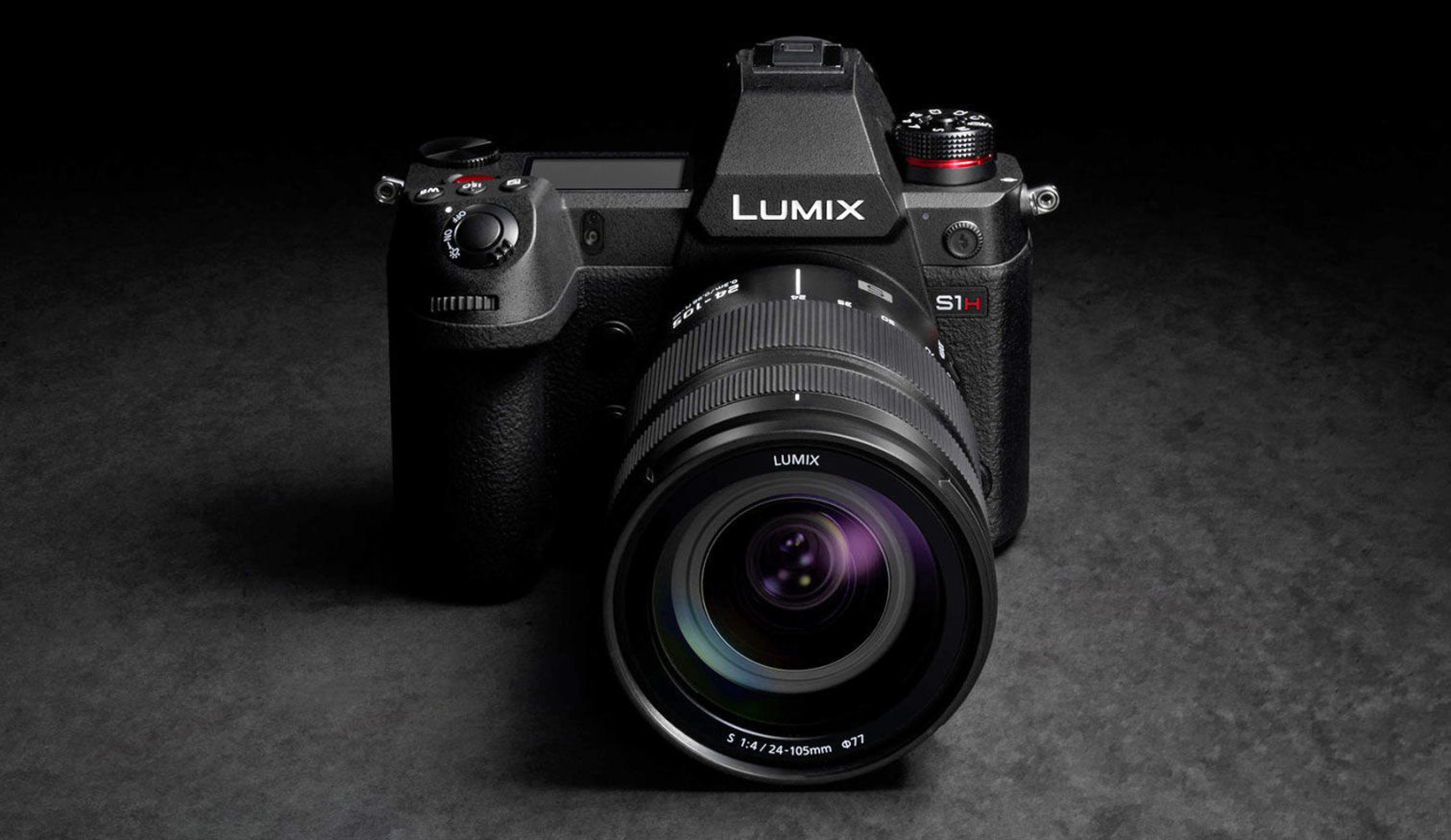 Panasonic Lumix S1H mirrorless full-frame camera announced with 6K video capability