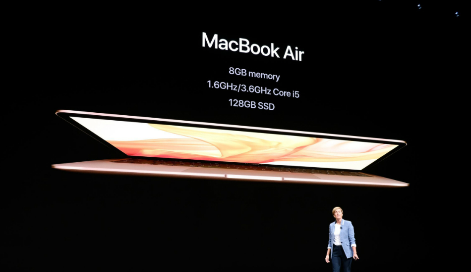 Apple MacBook Air 2018 announced with 13.3-inch Retina display, Touch ID