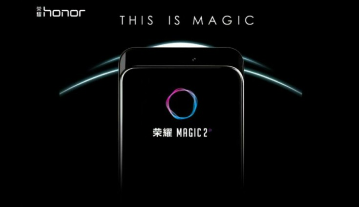 Huawei Honor Magic 2 to launch on October 31 in China