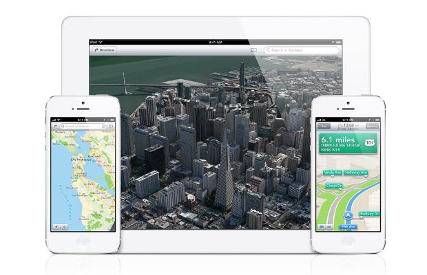 Apple iOS 6 software update now available