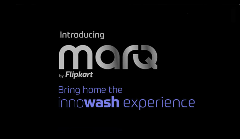 Flipkart introduces new MarQ washing machines, starts Rs 6,499