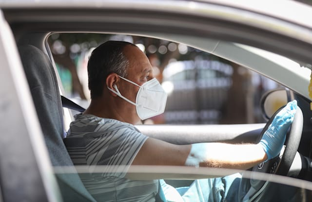 Uber makes face masks compulsory of Driver and Rider from Today