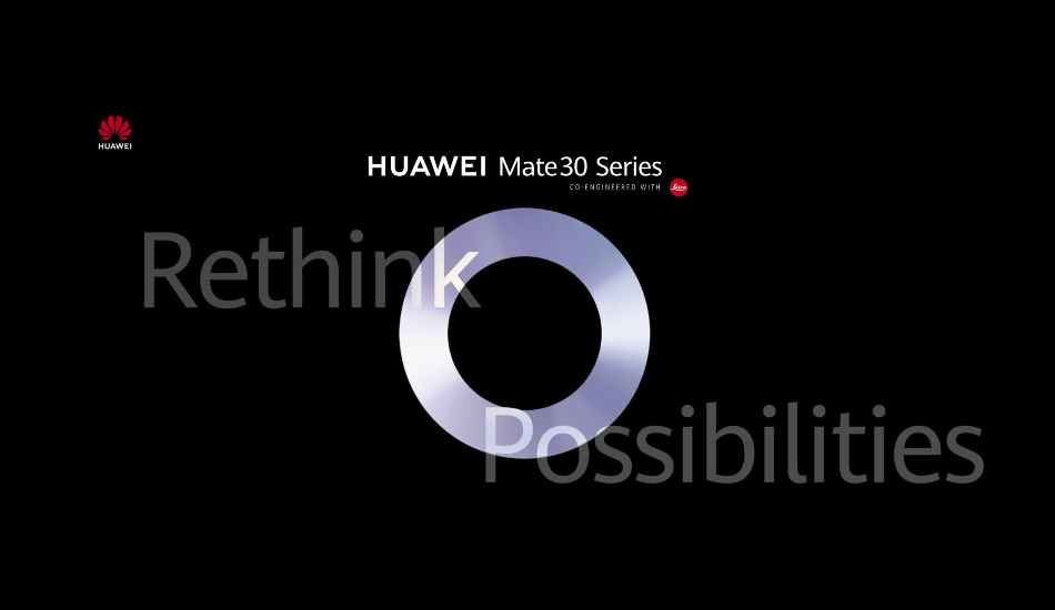 Huawei Mate 30 series confirmed to launch on September 19 in Munich
