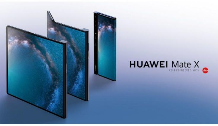Huawei Mate Xs gets 3C certification with 65W fast-charging