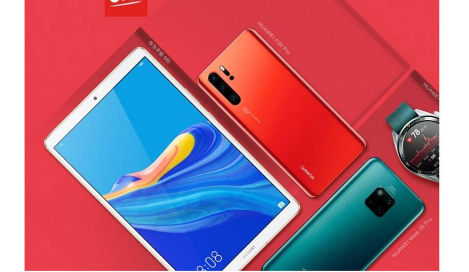 Huawei MediaPad M6 Turbo Edition announced