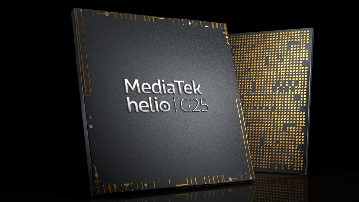MediaTek introduces entry-level Helio G35, Helio G25 gaming chipsets