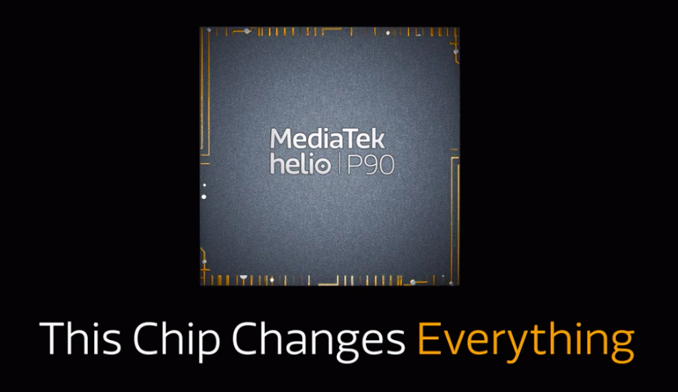 MediaTek Helio P90 announced with high-end processing power, 48MP Hi-Res camera