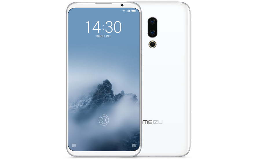 Meizu 16 and 16 Plus launched with Snapdragon 845 SoC and in-display fingerprint sensor