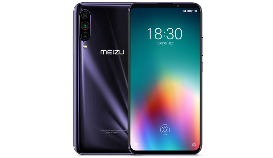 Meizu 16T launched with triple rear cameras, Snapdragon 855 SoC