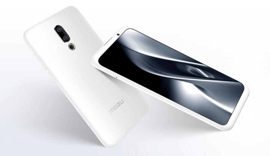 Meizu 16X launched with 6-inch Full HD+ AMOLED display, in-display fingerprint sensor