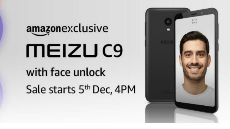 Meizu C9 with 5.45-inch HD+ display launched in India