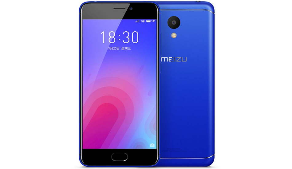 Meizu M6 with 5.2-inch HD display and octa core CPU launched in India for Rs 7,699