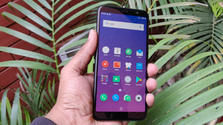Meizu M6T in Pictures