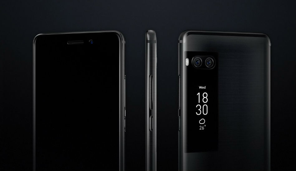 Meizu Pro 7 to launch in India soon:Report