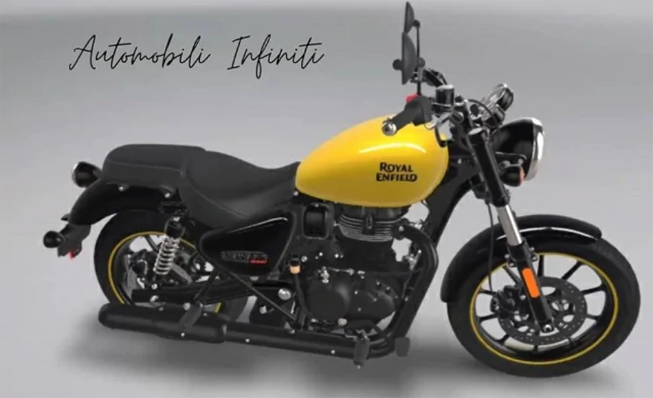 Royal Enfield Meteor 350 pictures leaked, could be priced around Rs 1.68 lakh