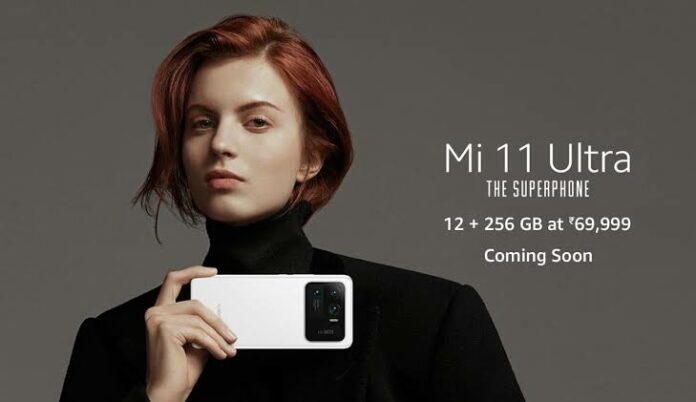 Mi 11 Ultra first sale delayed in India due to circumstances beyond control