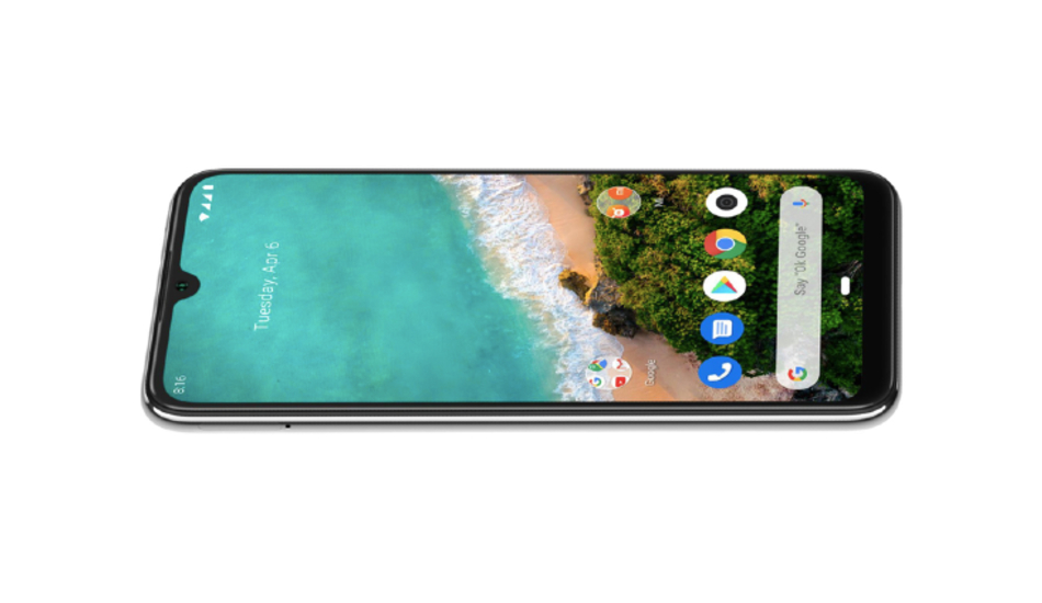 Xiaomi Mi A3 official-like renders reveal waterdrop notch, gradient back, triple cameras