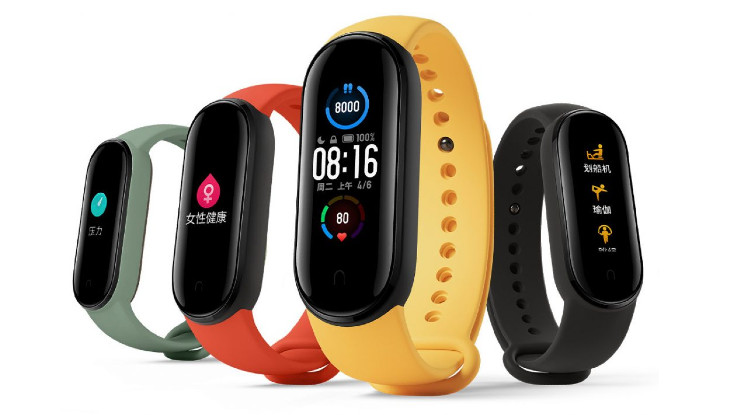 Xiaomi Mi Band 5 to launch soon in India