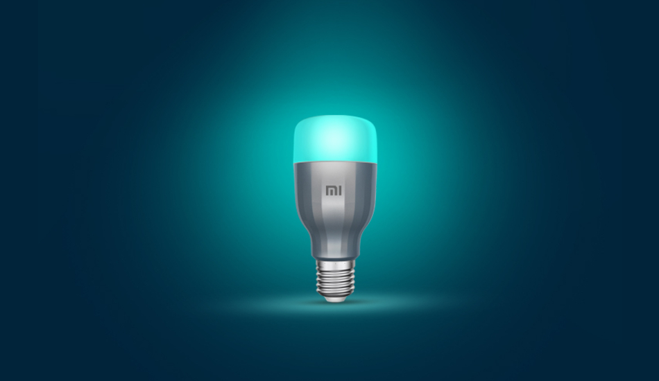 Xiaomi Mi LED Smart Bulb goes on sale for Rs 999 via crowdfunding