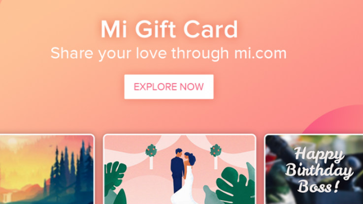 Xiaomi introduces Mi Gift Card programme in India: Here's what you need to know