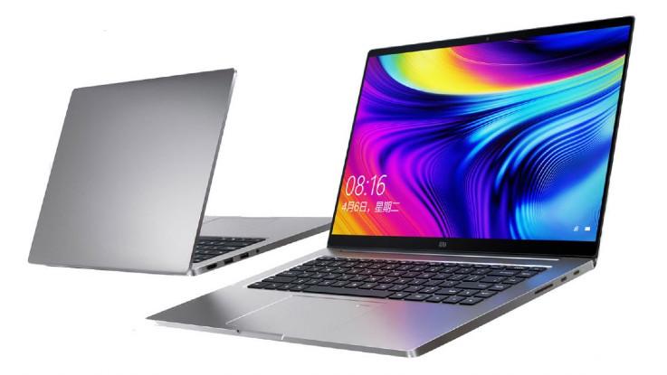 Xiaomi Mi NoteBook Pro 15 2020 with 10th Intel Core processors announced