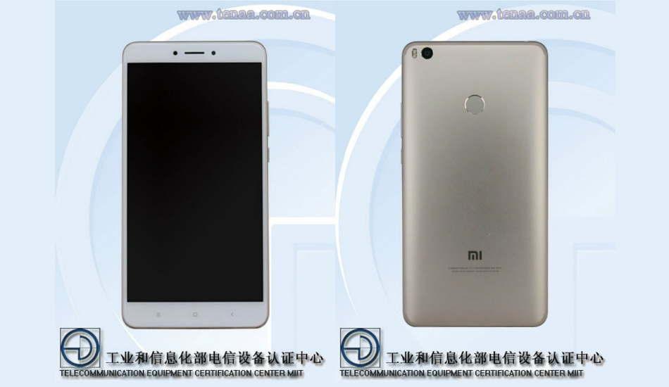 Xiaomi Mi Max 2 in Pictures
