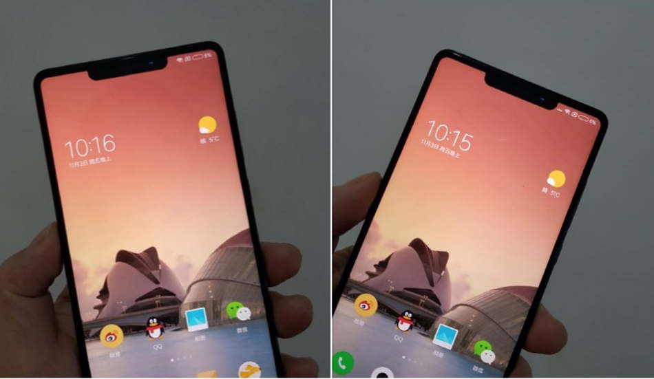 Xiaomi starts rolling out Android Pie update for Mi Mix 2S
