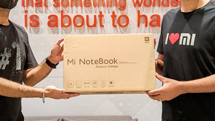 Xiaomi's upcoming laptop to named as Mi Notebook Horizon Edition
