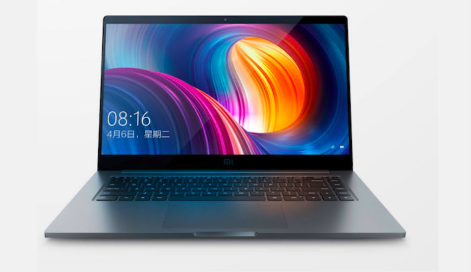 Xiaomi introduces second-generation Mi Notebook Pro with 8th gen Intel Core i5 CPU