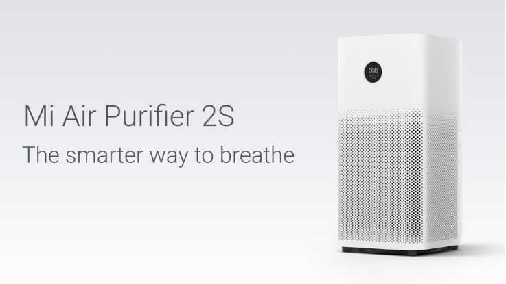 Xiaomi Mi Purifier 2S and Mi Home Security Camera 360-degree  launched in India