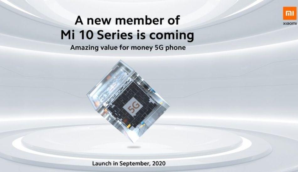 Mi 10 Series to Get a New 5G Budget Option