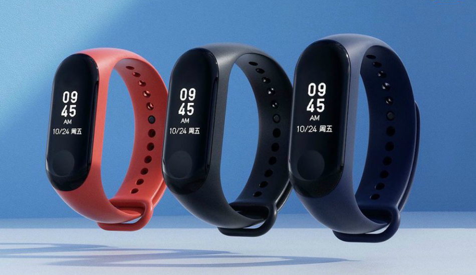 Top 5 fitness bands under Rs 5,000