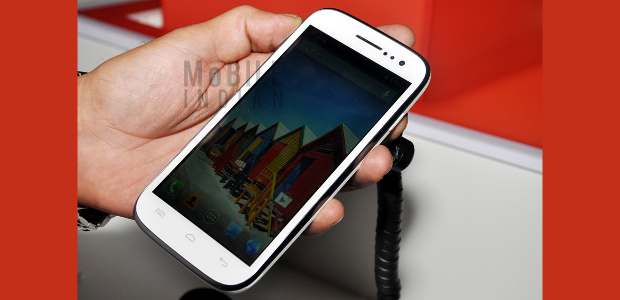 Micromax Canvas 4: Review