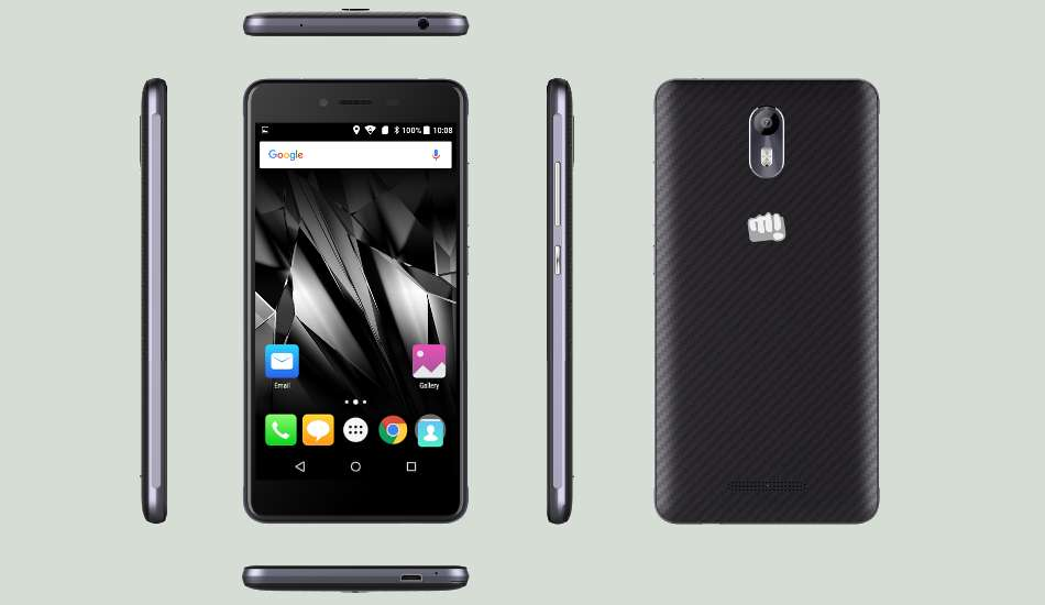 Micromax Canvas Evok is now available for purchase on Flipkart at Rs 8,499