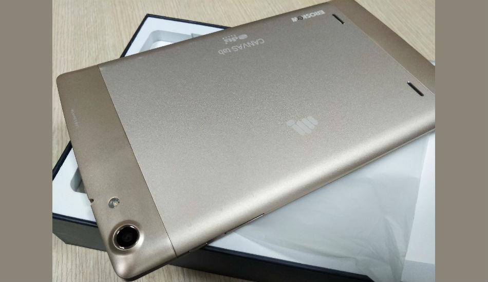 Micromax Canvas Plex tablet image leaked, launching soon in India