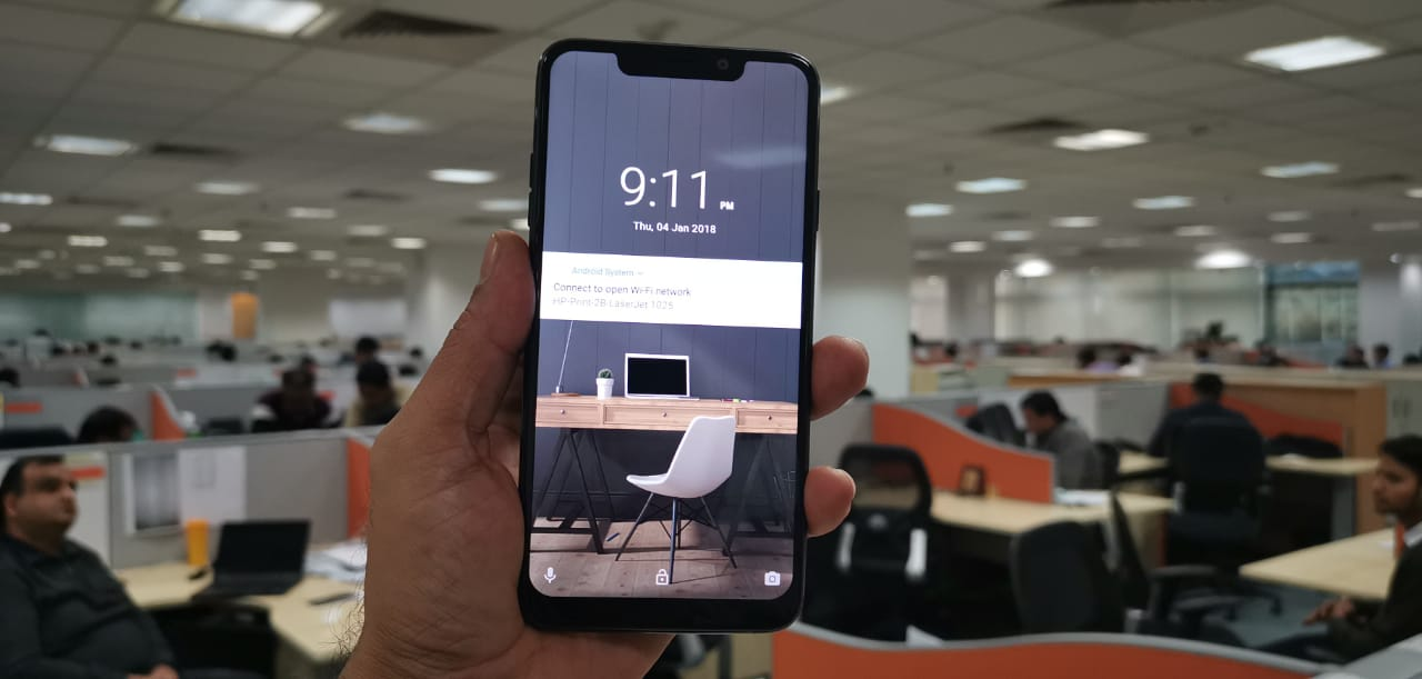 Micromax Infinity N11 in Pictures