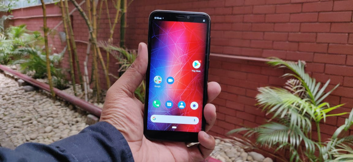 Micromax iOne First Impressions