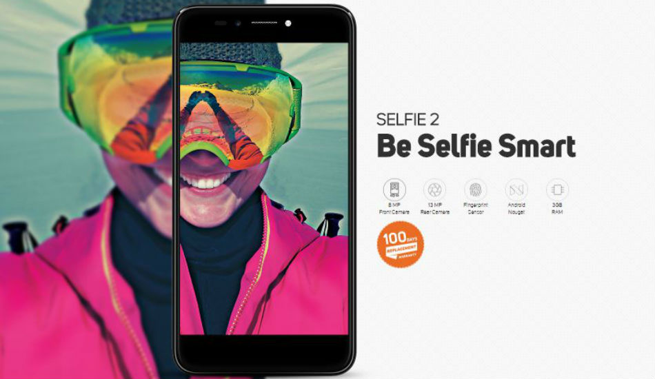 Micromax Canvas Selfie 2 with 8-megapixel front camera spotted on company website