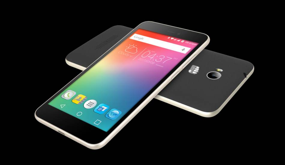 Micromax Canvas Spark 3 flash sale to be held today at 12 noon
