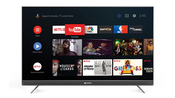 Micromax introduces its first ever Google-certified Android TV in India, price starts at Rs 51,990