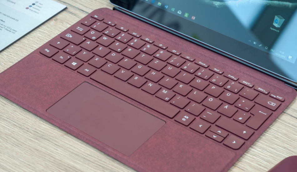 Microsoft Surface Pro X, Surface Pro 7 and Surface Laptop 3 launched in India